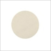 Polishing Felt Pad 77x6mm Grip White 2 Pack