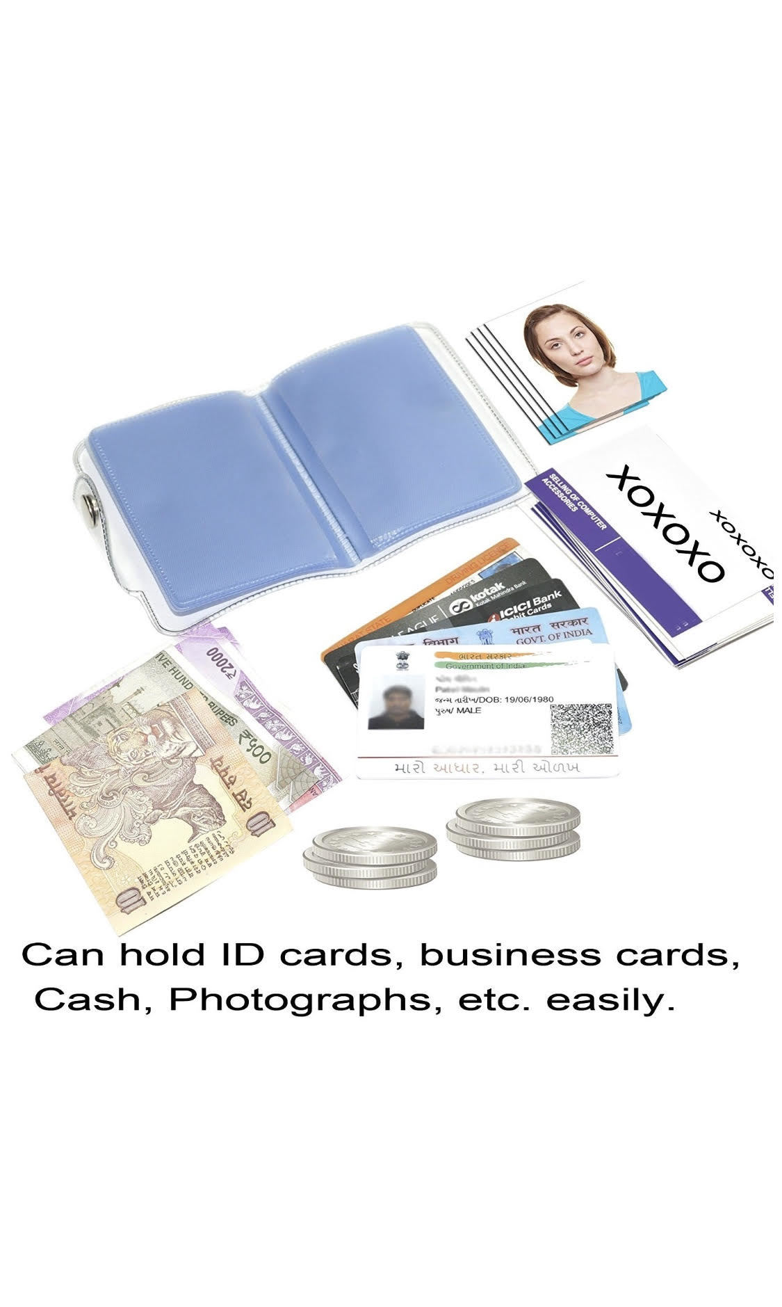 Clear Plastic Atm Card Holder
