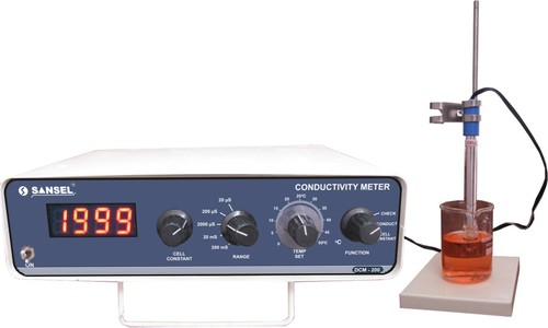 Lab Model Conductivity Meter
