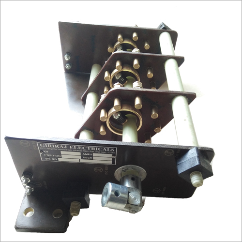 Transformer Off Circuit Tap Changer