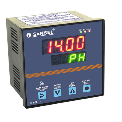 ONLINE PH CONTROLLER/INDICATOR
