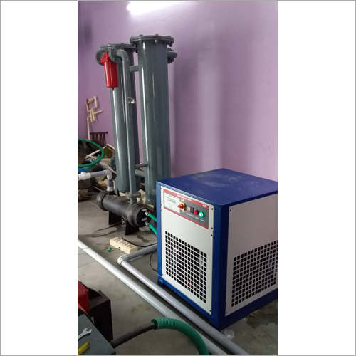 Biogas Water Scrubber Purifier