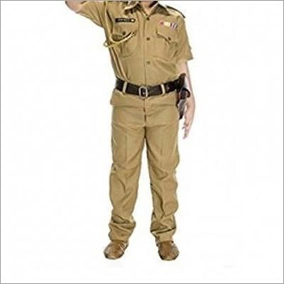 Khaki Police Uniform
