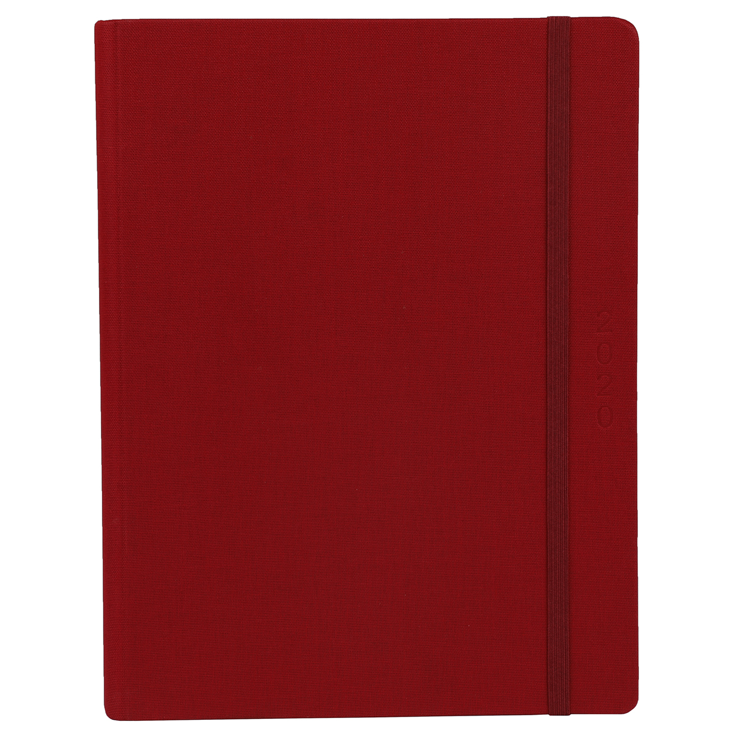 B5 Size - One Day to a Page New Year Diary with Elastic Band