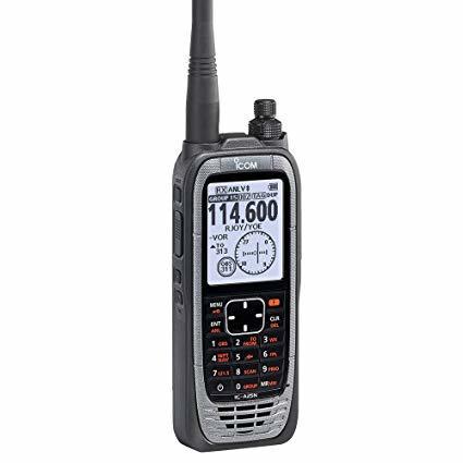 ICOM IC A-25 VHF Air Band Transreceiver