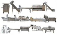 WIPL Potato Chips Line ,Capacity - 50 kg/hr