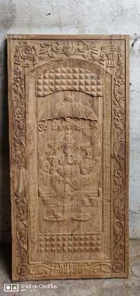 3D carving doors