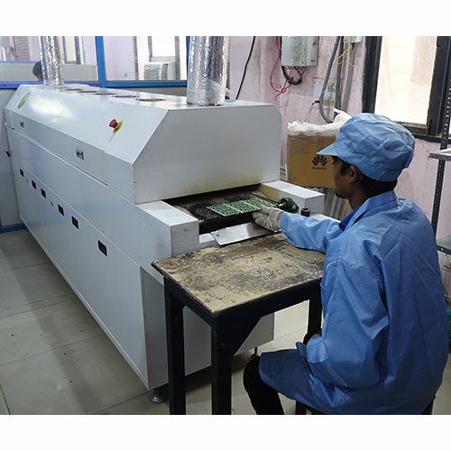 SMT PCB Assembly Reflow Machine