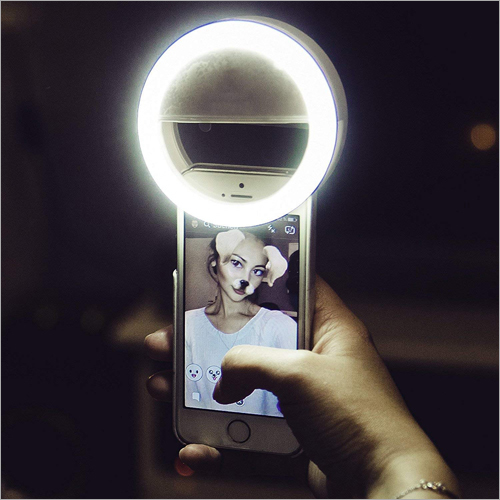 Rechargeable Selfie Ring