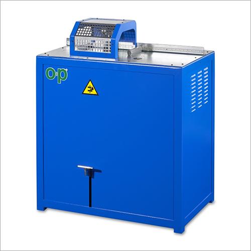 7.5 Hp Foot Operated Hose Cutting Machine