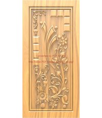 3D carving doors