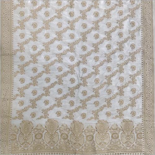 Designer Russian Silk Dupatta