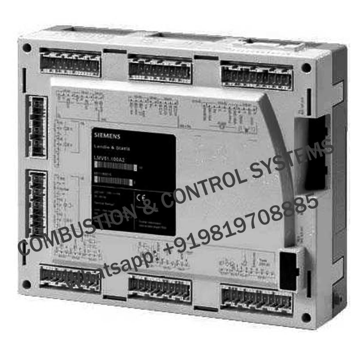 Siemens Burner Controller LMV 52