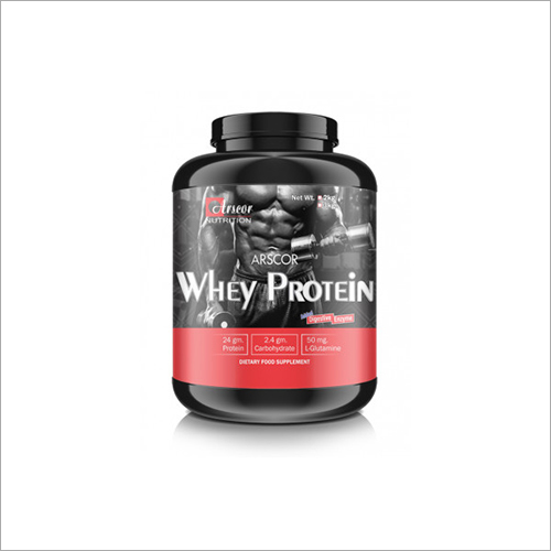 Whey Protein Dietary Food Supplement