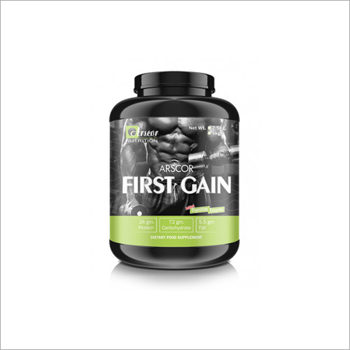 First Gain Dietary Food Supplement