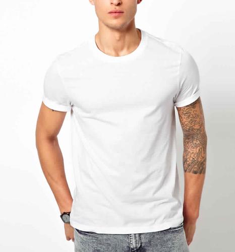 Plain Sublimation T-shirts