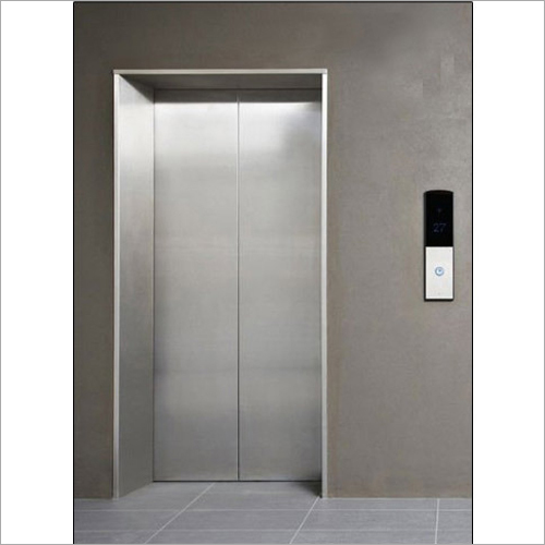 Stainless Steel Elevator Door