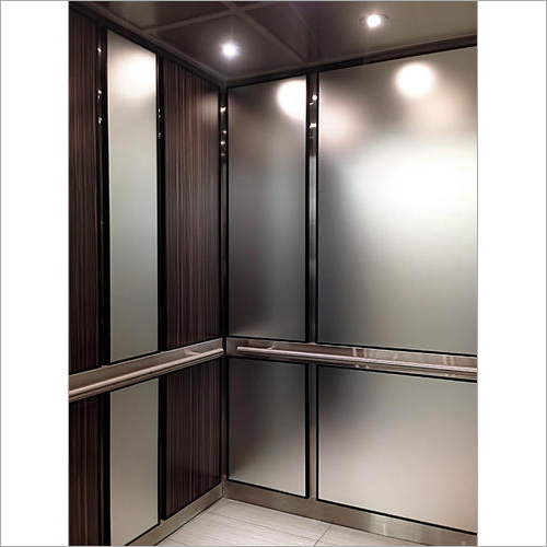 Powder Coated Elevator Cabin