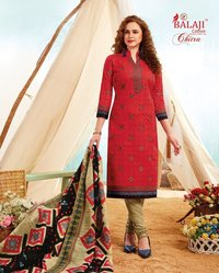 BALAJI BRAND PURE COTTON DRESS MATERIAL