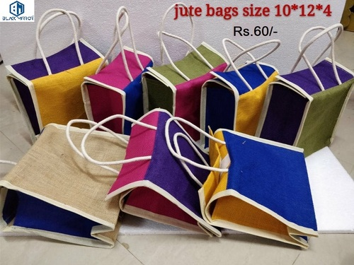 jute shopping/promotional/Gifting bags
