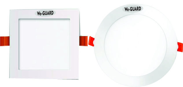 We-guard Led Square Panel Light