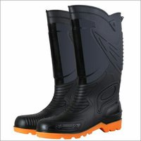 Safety Gum Boots
