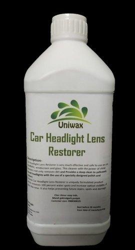 car headlight cleaner