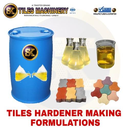 Tiles Hardener Chemical Formula