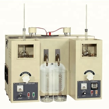 Twin Distillation Apparatus -Refrigerated