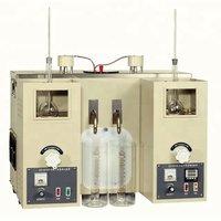 Twin Distillation Apparatus -Refrigerated