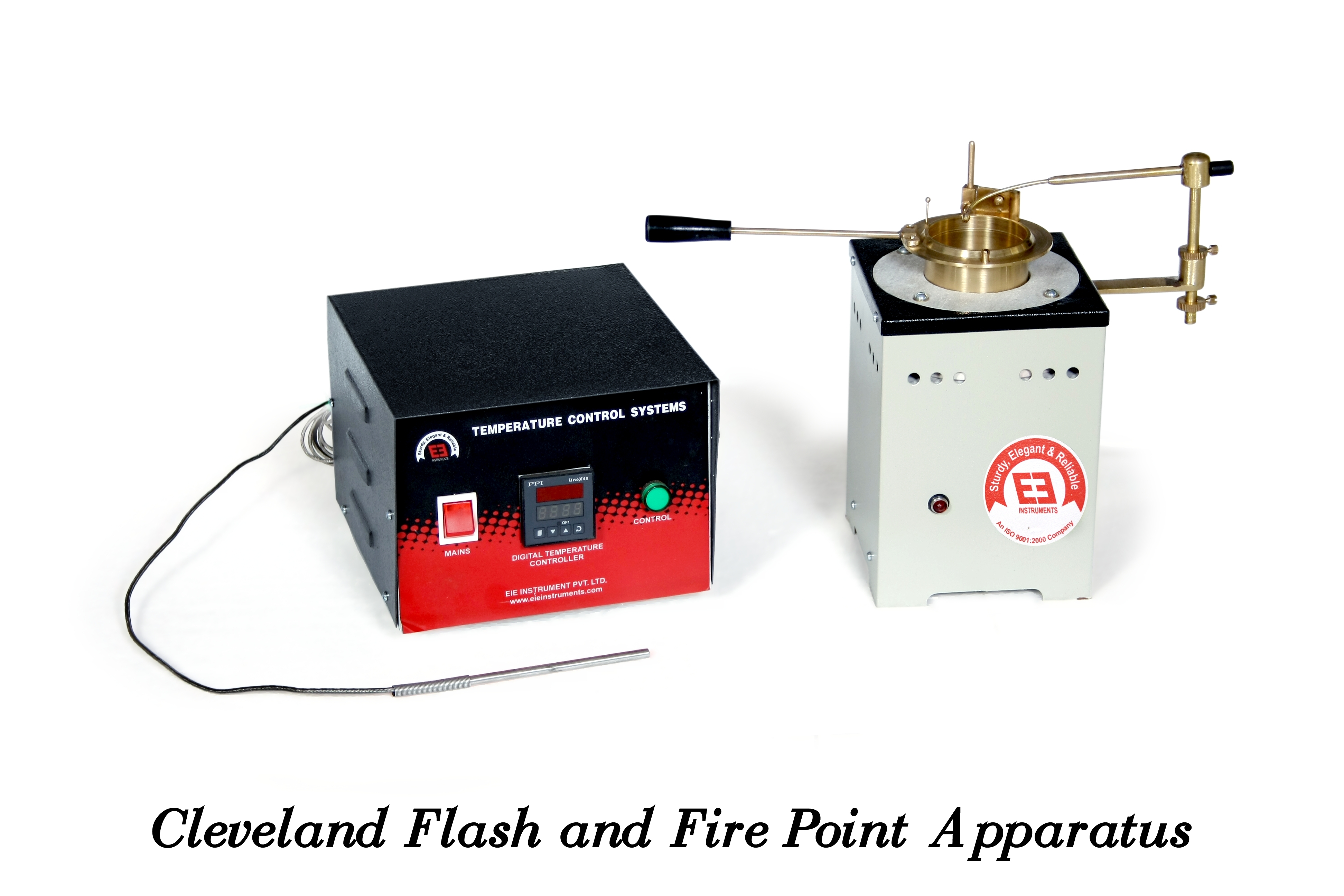 Cleaveland Flash Point Apparatus -With Energy Regulator