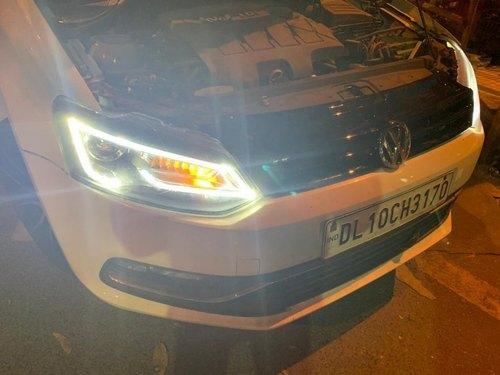 Polo Headlight