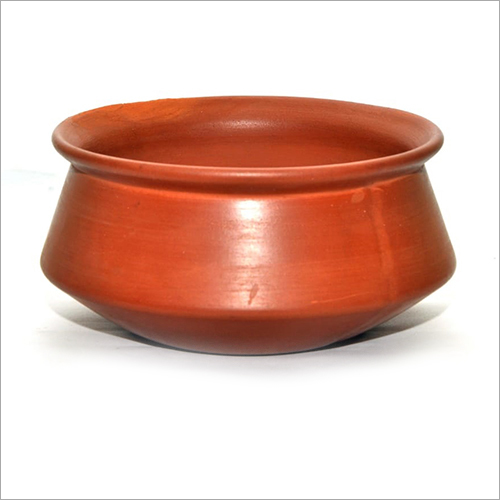 Clay Handi Cooking Pot