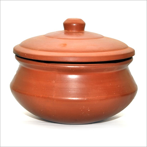 Clay Biryani Pot