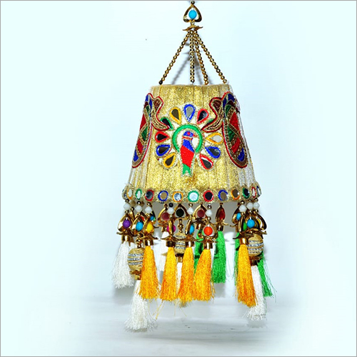 Hanging Handmade Embroidery Jhumar
