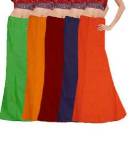 Inskirt And Readymade Petticoat