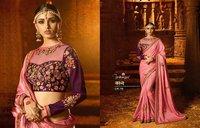 Bandhani Silk Saree