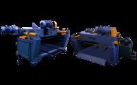 HEAVY DUTY HIGH SPEED DEBARKING MACHINE (1300-RDZ/H)