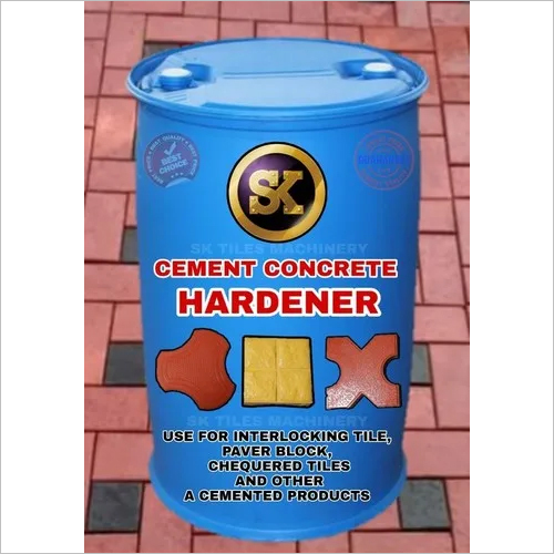 Cement Hardener Chemical