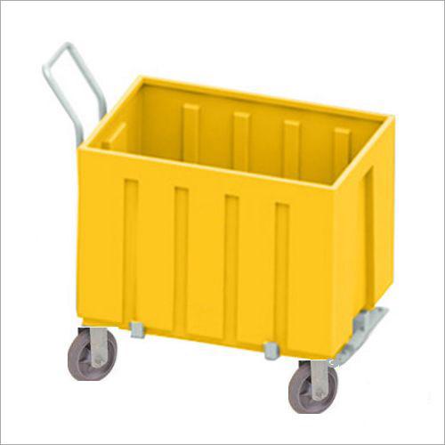Plastic Laundry Carts