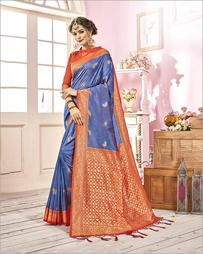 Banarasi Art Silk Designer Saree