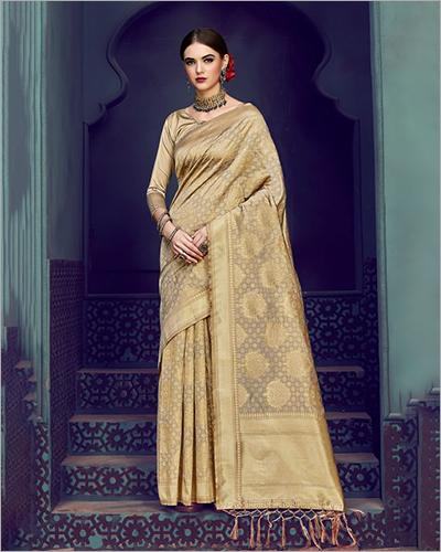 Ladies Banarasi Designer Saree