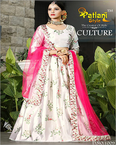 Light Weight Lehenga Choli