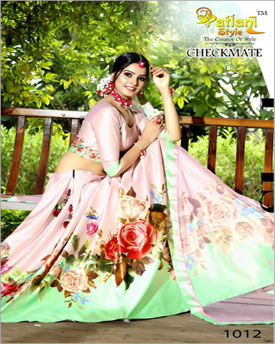 Ladies Ethnic Lehenga Choli