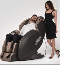 Zero Gravity 3D Full Body Luxury Massage Chair with Bluetooth (iRobot)
