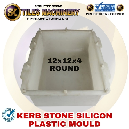 Kerb Stone Plastic Mould