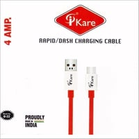 4 AMP Dash Charger Cable