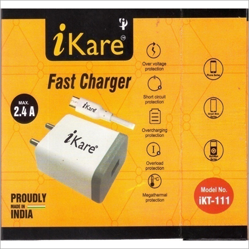 2.4 A Fast Charger