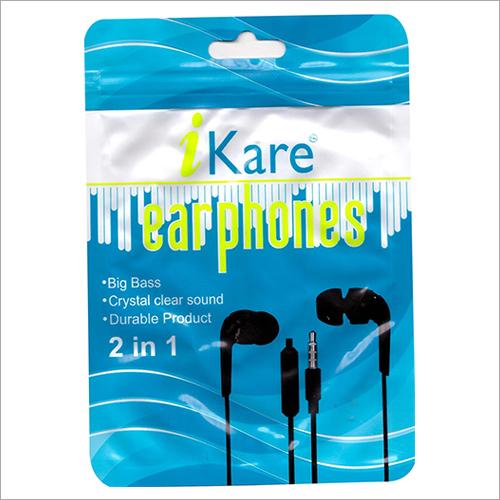 2 in 1 Earphone