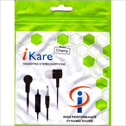 Handsfree Stereo Earphone